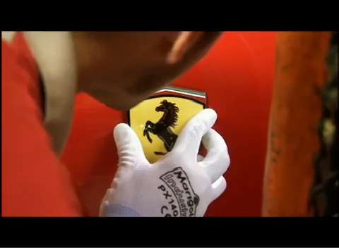Inside the Ferrari Factories