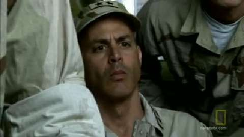 US soliders fight to survive ambush