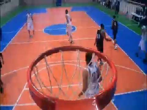 Basketball in Tehran