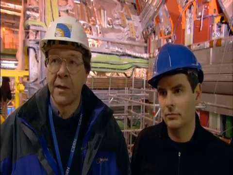 Inside the Largest Underground Work Area