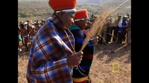 Zulu wedding ceremony