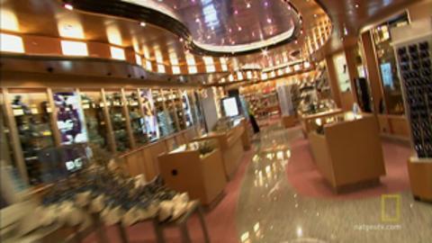 Mega Cruise Ship Diaries, Tango special