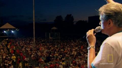 Millions March for Jesus in Brazil