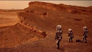VR Games Mars