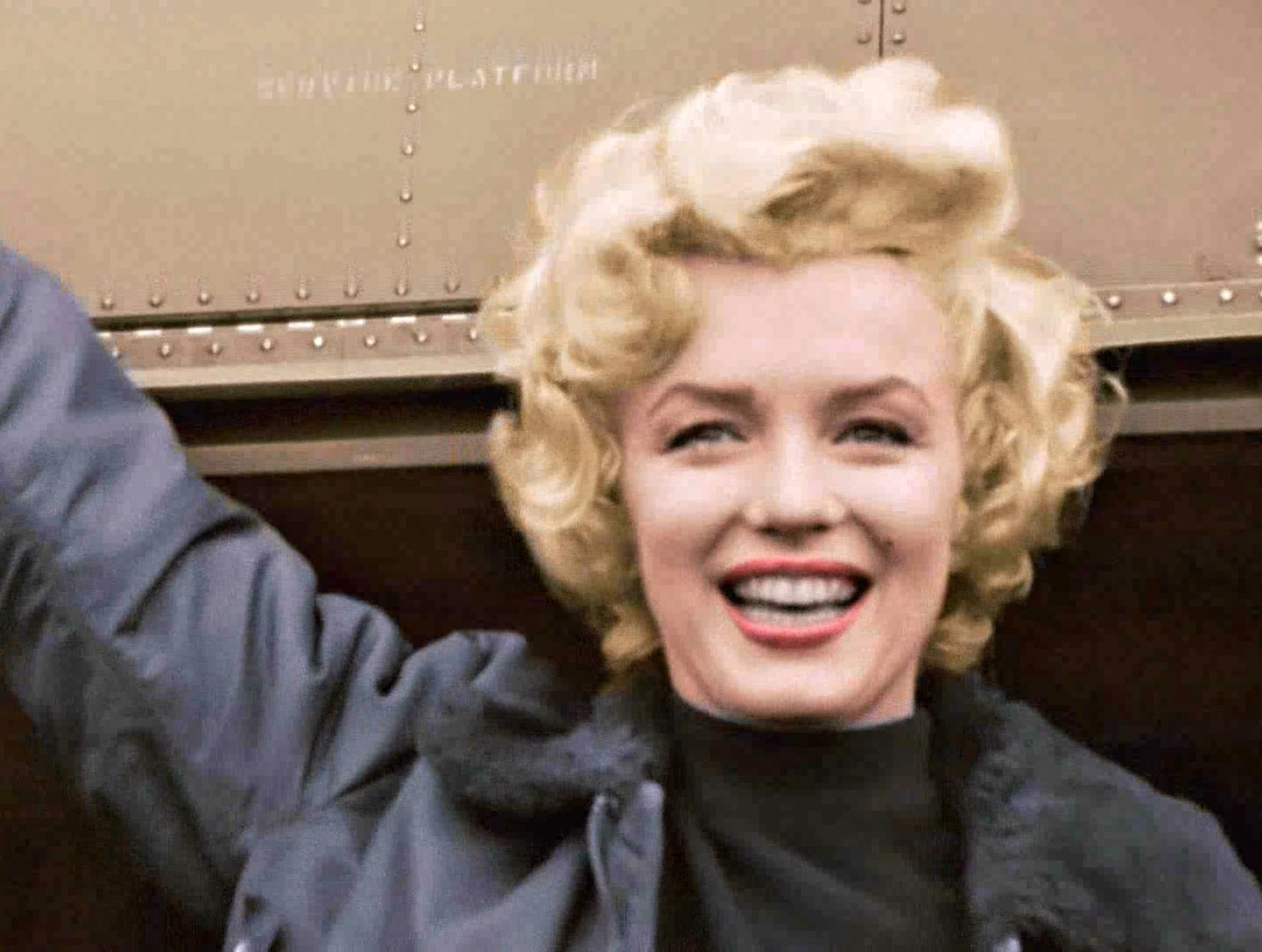 Korea:  Marilyn Monroe arrives in Korea to entertain American troops still posted in South... [Photo of the day - February 2020]
