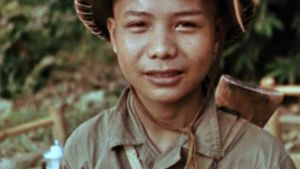 Vietnam:  A Vietminh soldier in Dien... [Photo of the day - 15 FEBRUARY 2020]