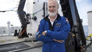 Victor L Vescovo, Chief Submersible... [Photo of the day -  7 APRIL 2020]
