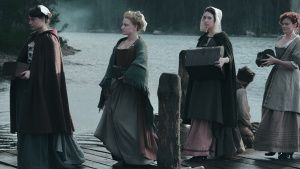 The Filles Du Roi exit the docks as... [Photo of the day -  2 AUGUST 2020]