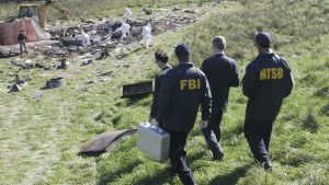 The FBI and the NTSB make their way... [Photo of the day - 22 SEPTEMBER 2020]