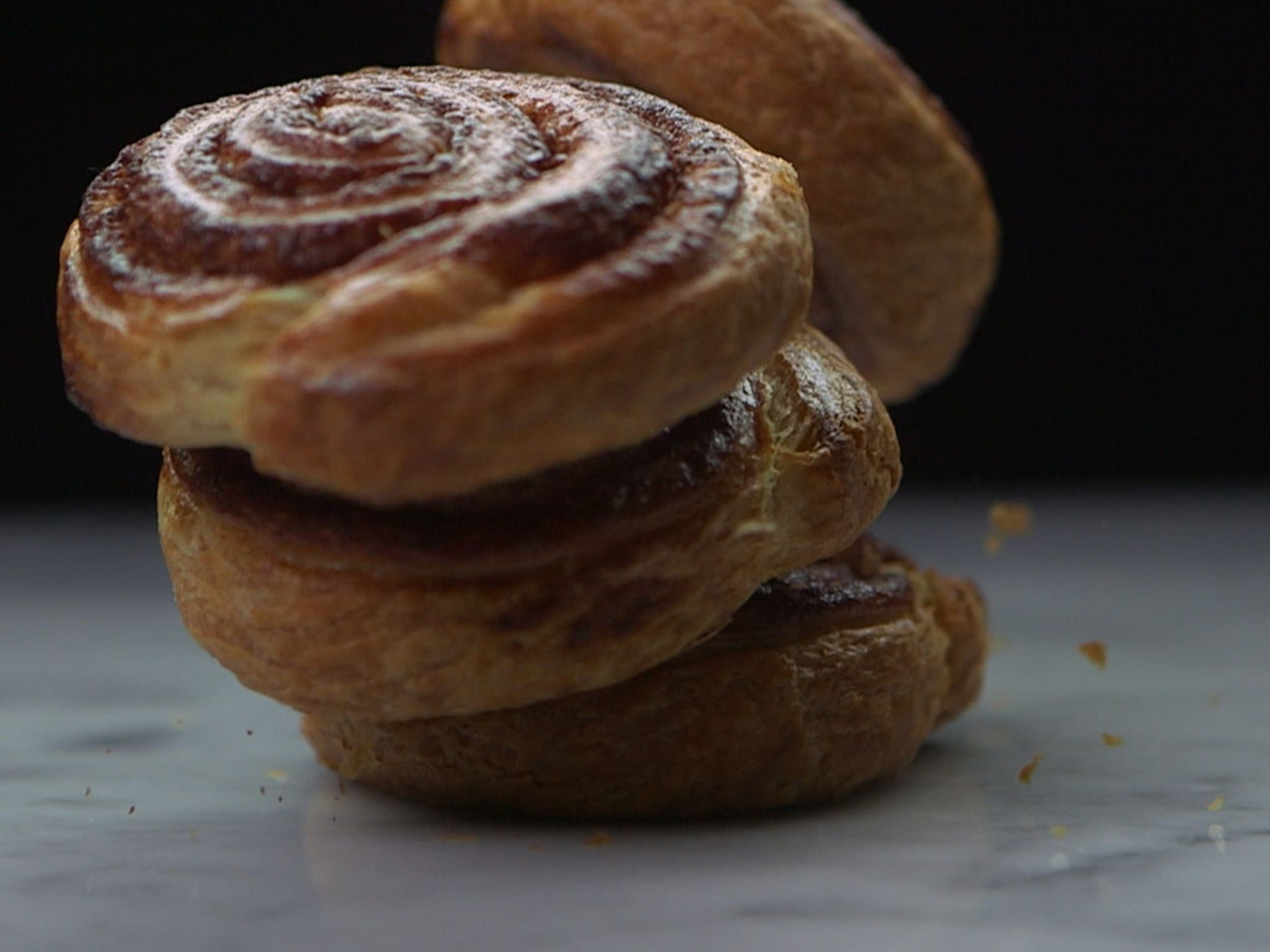 Cinnamon Brioche. This image is from Food Factory. [Photo of the day - November 2020]