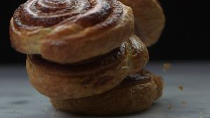 Cinnamon Brioche. This image is from... [Photo of the day - 28 NOVEMBER 2020]