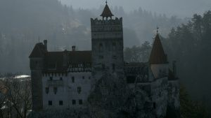 Bran Castle was the inspiration for... [Photo of the day -  6 DECEMBER 2020]