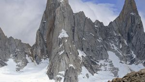 The Fitz Roy mountains. This image... [Photo of the day - 28 JANUARY 2021]