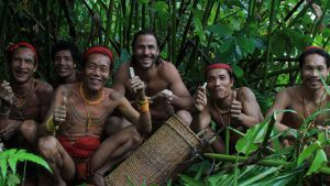 Hazen in forest with the Mentawia... [Photo of the day - 15 APRIL 2021]