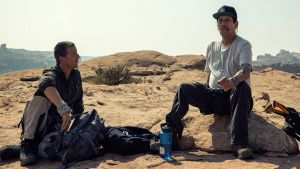 Bear Grylls and Danny Trejo stop to... [Photo of the day - 11 APRIL 2021]