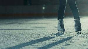 A Figure Skating in Detroit skater... [Photo of the day - 12 JUNE 2021]
