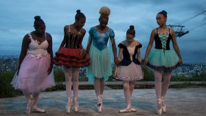Ballet in Brazil. This is from... [Photo of the day - 16 يونيو 2021]