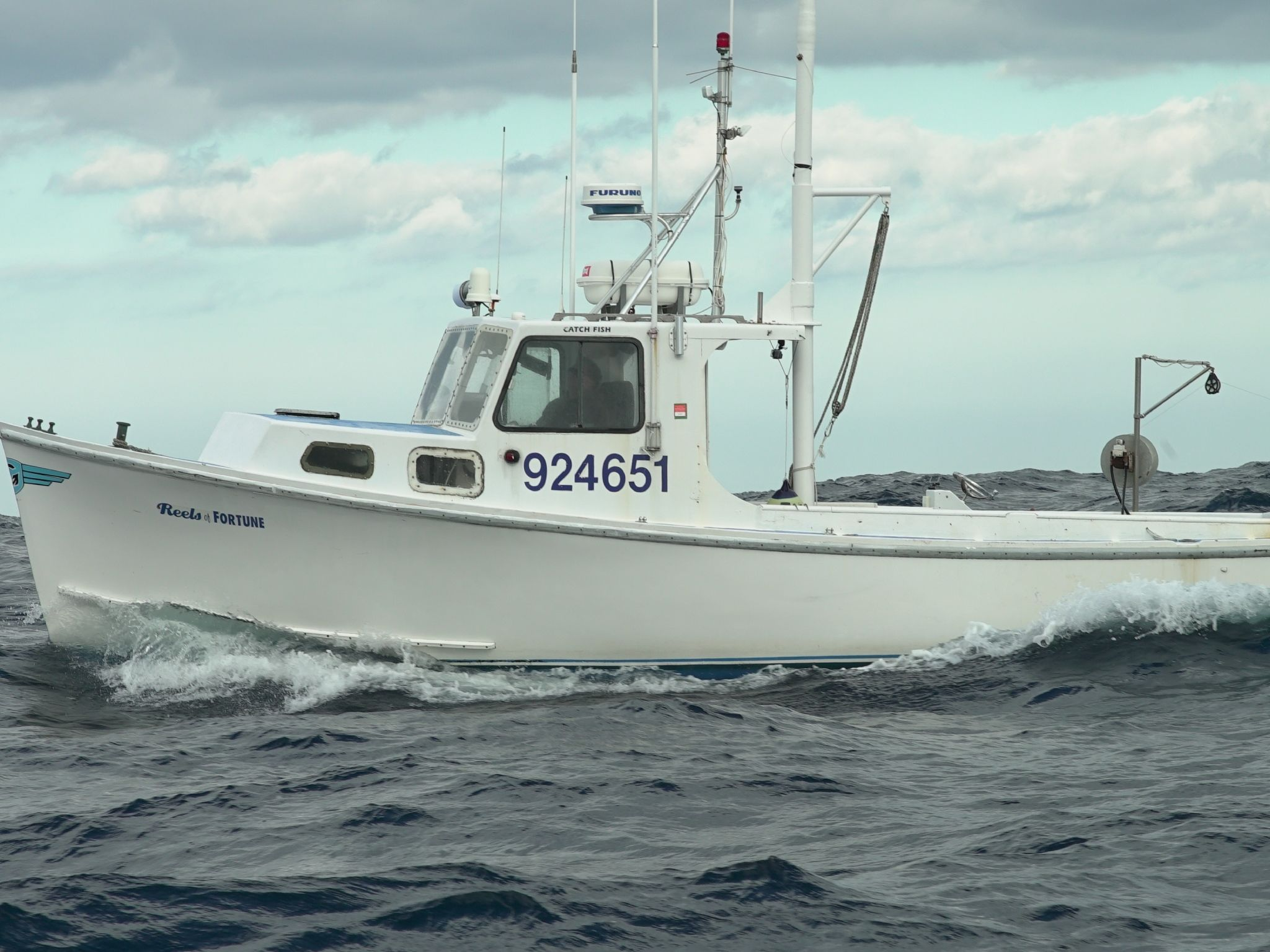 Outer Banks, NC. This is from Wicked Tuna: Outer Banks. [Photo of the day - August 2021]