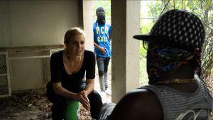 Jamaica - Mariana van Zeller (L)... [Photo of the day - 26 SEPTEMBER 2021]