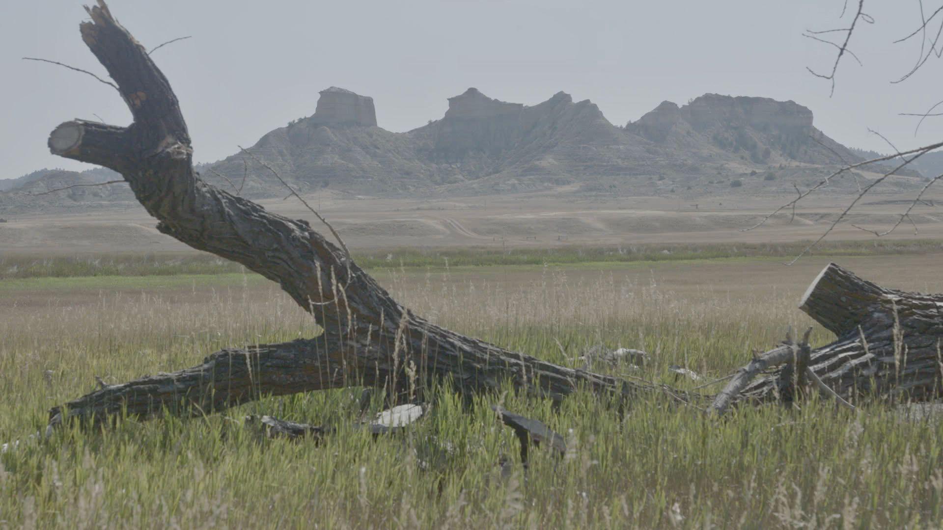 منظر طبيعي يصور الغرب الأمريكي القديم. هذه الصورة من... [Photo of the day - أكتوبر 2021]