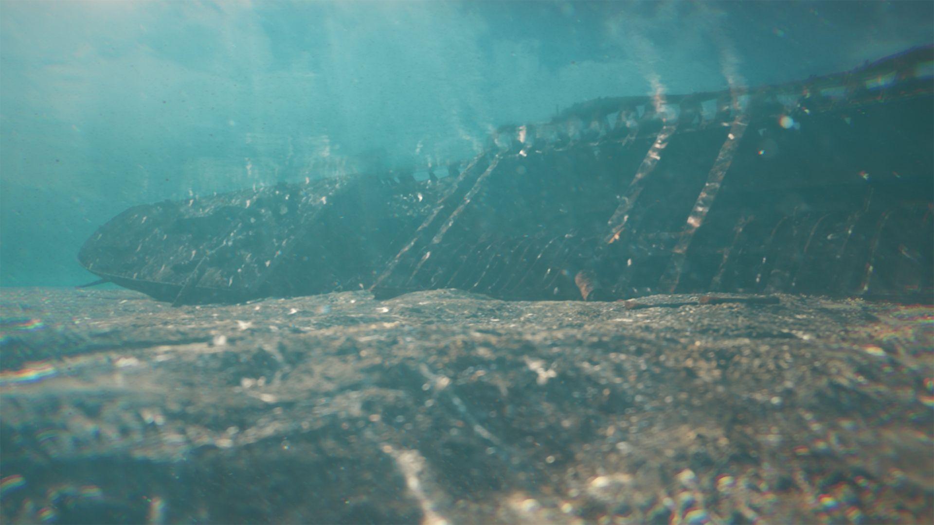 صورة تحت الماء من الحيد المرجاني العظيم. هذه الصورة... [Photo of the day - أكتوبر 2021]