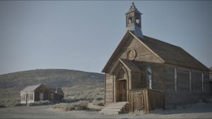 Bodie's Methodist Church. This is... [Photo of the day - 29 OCTOBER 2021]