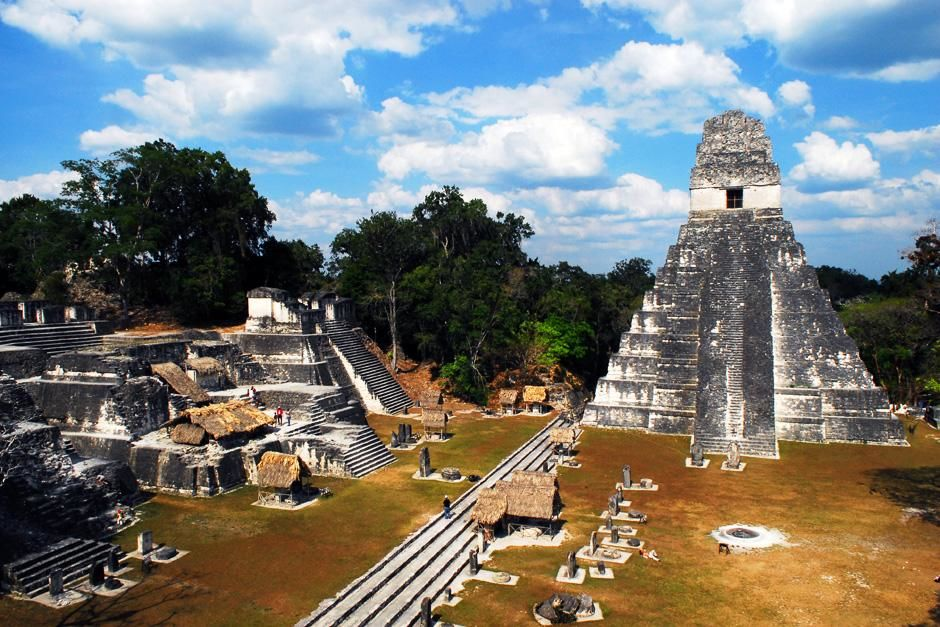 Tikal, Guatemala: Tikal temple is one of the largest archaeological sites and urban centers of... [Photo of the day - سپتامبر 2012]