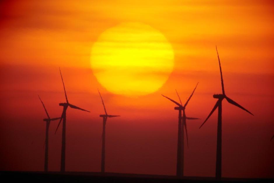 مشروع مزرعة رياح نهر إلك هو مشروع لإنتاج الطاقة من... [Photo of the day - أكتوبر 2011]