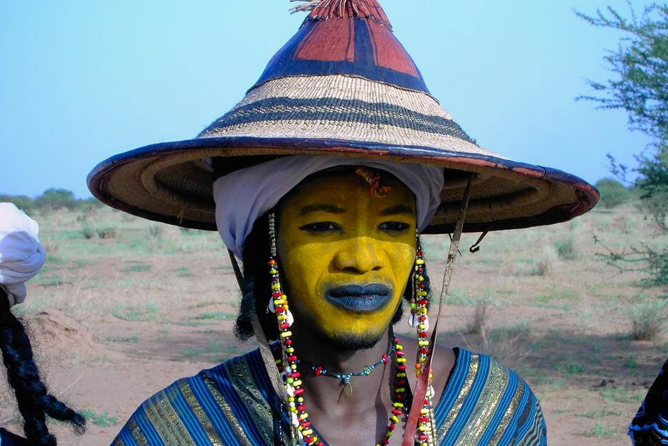 Wodaabe. This image is from Tribal Odyssey. [Photo of the day - مارس 2013]