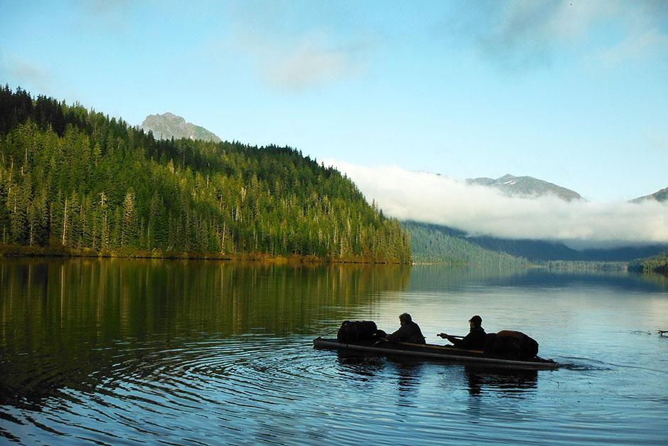 جزيرة أدميرالتي، ألاسكا، الولايات المتحدة... [Photo of the day - أغسطس 2013]