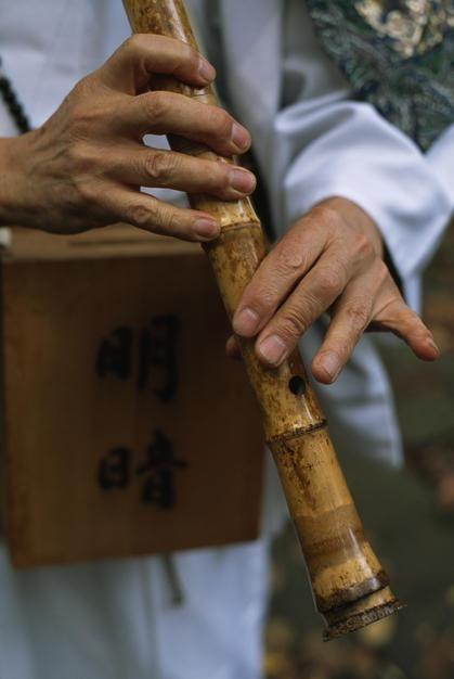 مردی ژاپنی در نقش یک سامورائی - توکیو [Photo of the day - فوریه 2011]