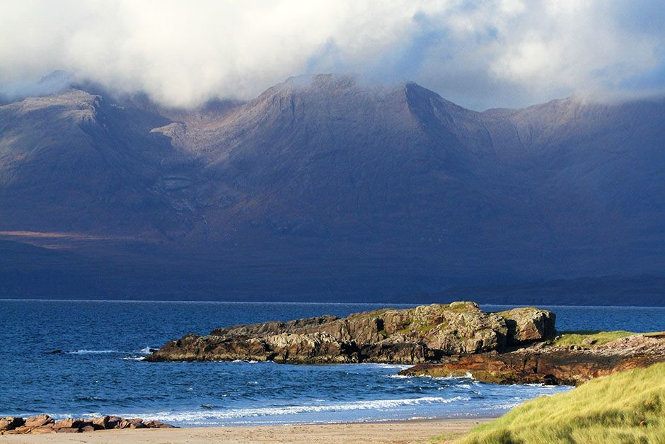 Scotland: One of the many beautiful coastlines in Scotland. This image is from Wild Scotland:... [Photo of the day - March 2014]