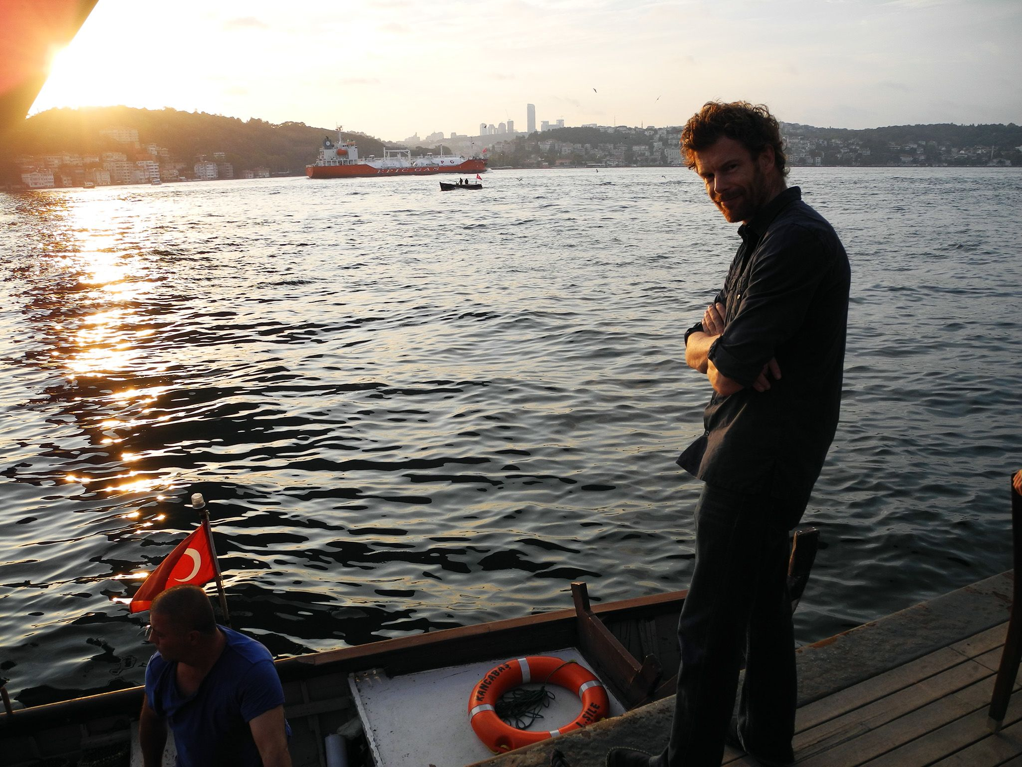 In this episode, Tom is on exploration for Istanbul's essential food element – Water.... [Photo of the day - 十月 2015]