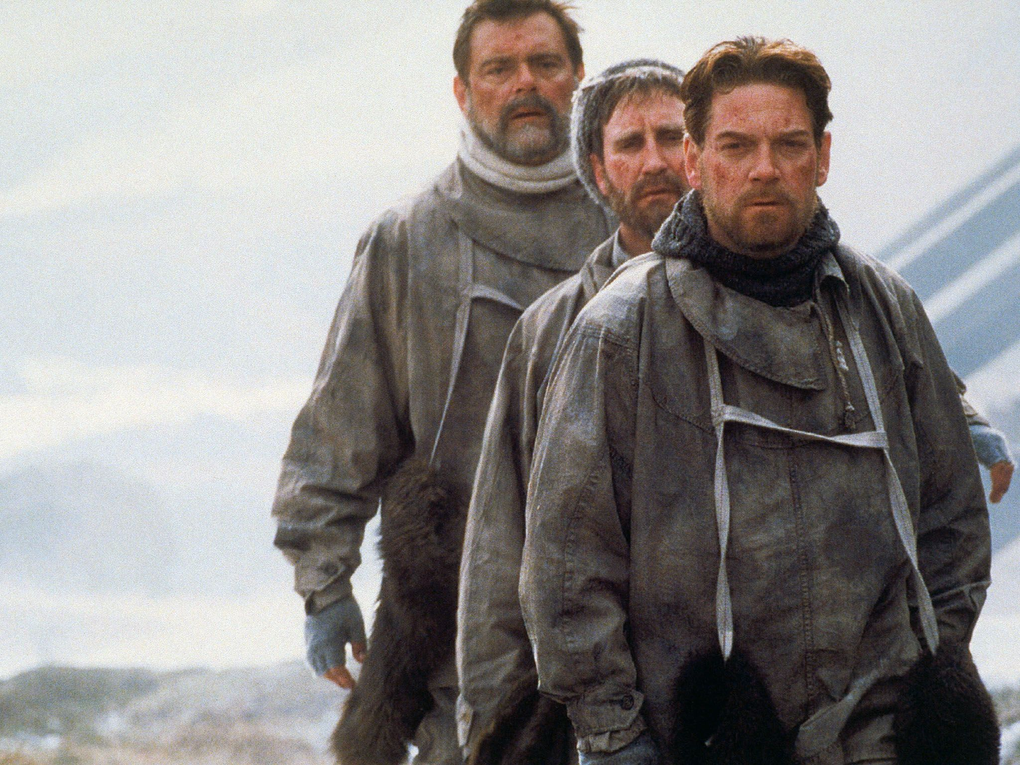 Kenneth Branagh stars as Sir Ernest Shackleton in this epic two-part drama about the legendary... [Photo of the day - December 2015]