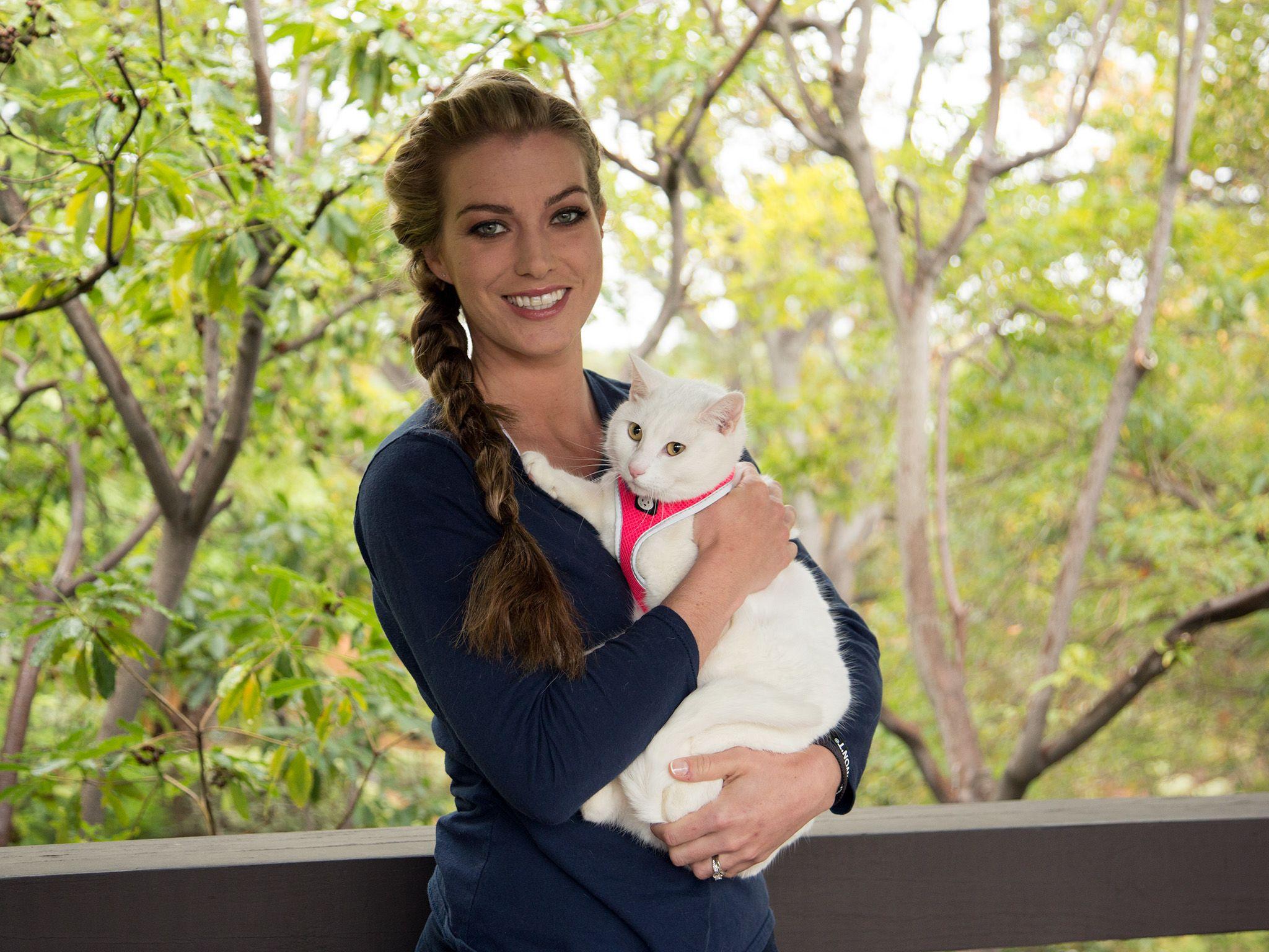 Karissa Hadden è un'assistente veterinaria originaria del Canada che ha fondato... [Foto del giorno - giugno 2016]