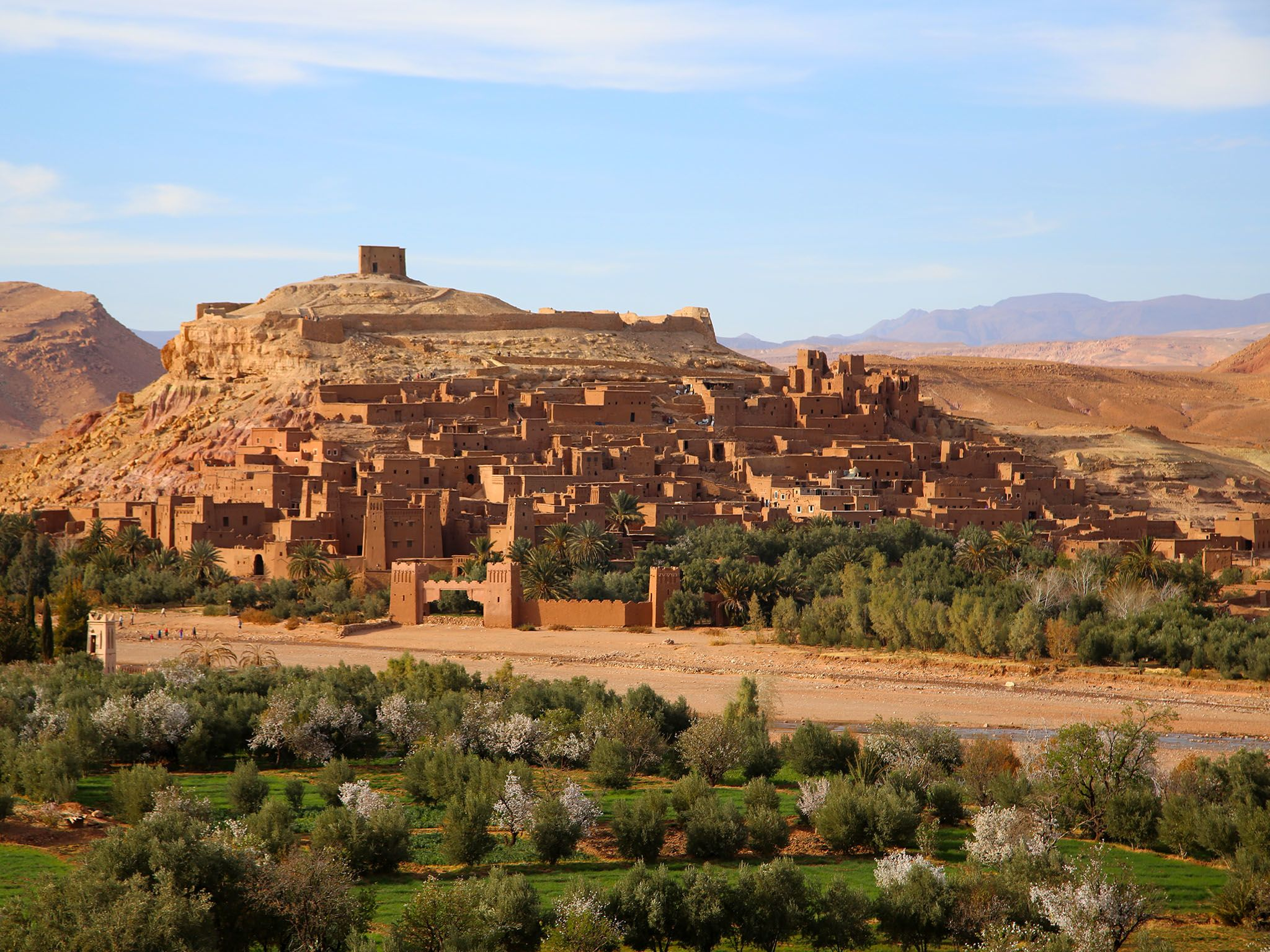 Ait Benhaddou, Morocco: The Ksar of Ait Benhaddou. This image is from Riding Morocco: Chasing... [Photo of the day - ژوئن 2016]