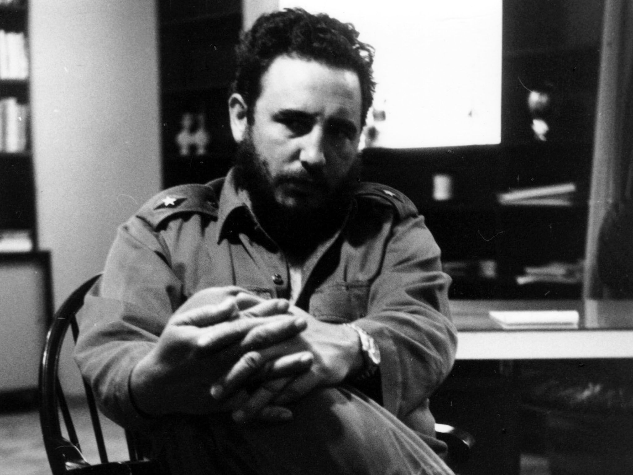 Havana, Cuba: Fidel Castro in May 1962. This image is from Fidel Castro: The Lost Tapes. [Photo of the day - June 2016]
