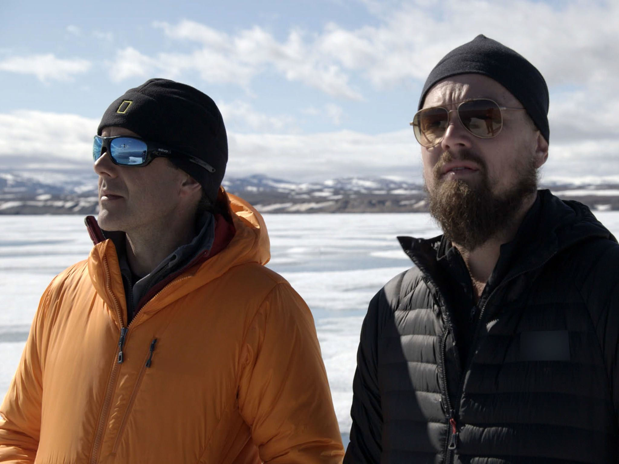 In the Arctic: Leonardo Interview with Enric Sala about meltwater. For two years, Leonardo... [Photo of the day - اکتوبر 2016]