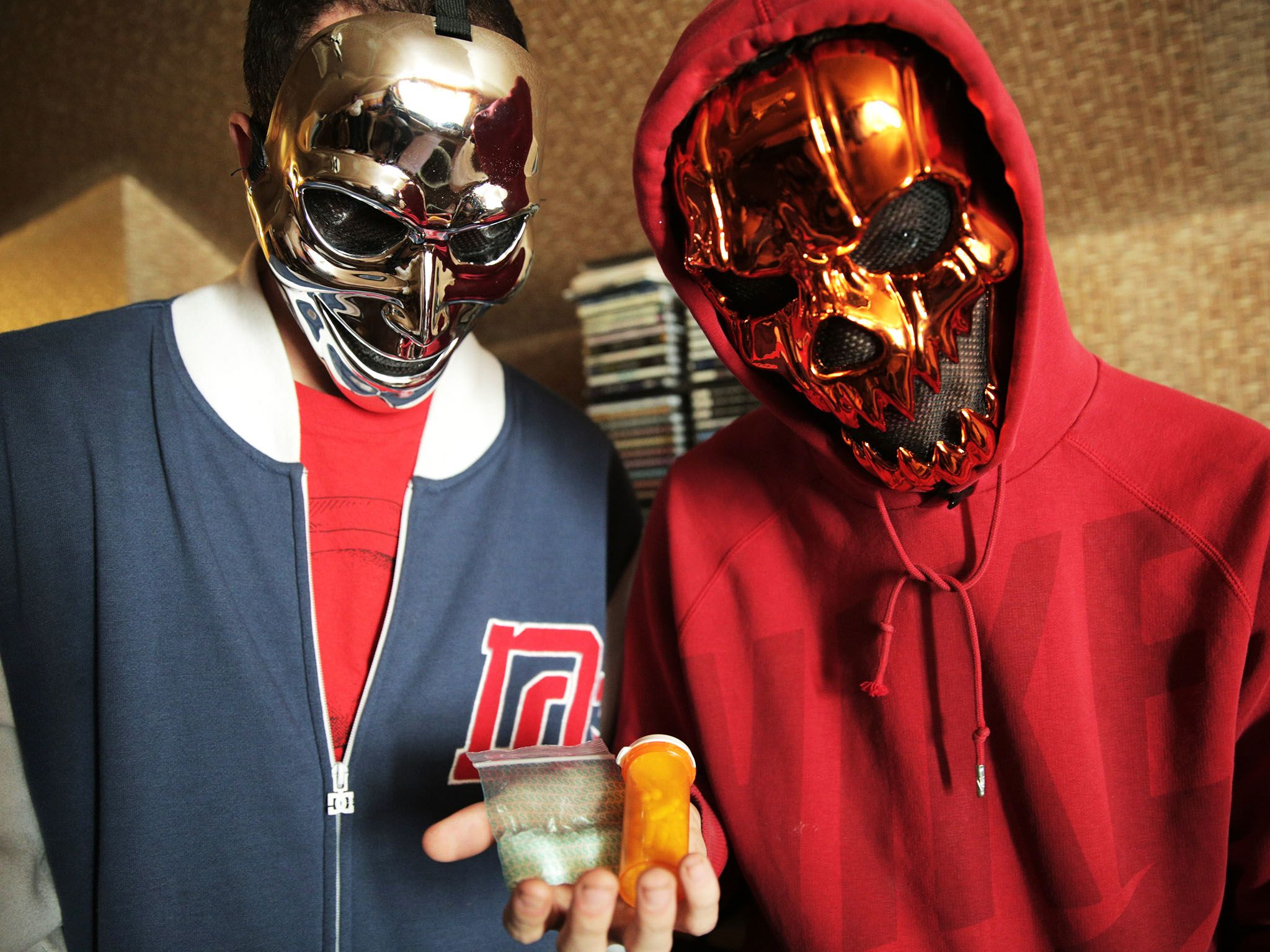"Detroit: ""Casper"" and ""Ziggy"" with molly. This image is from Drugs, Inc. [Photo of the day - نوامبر 2016]"