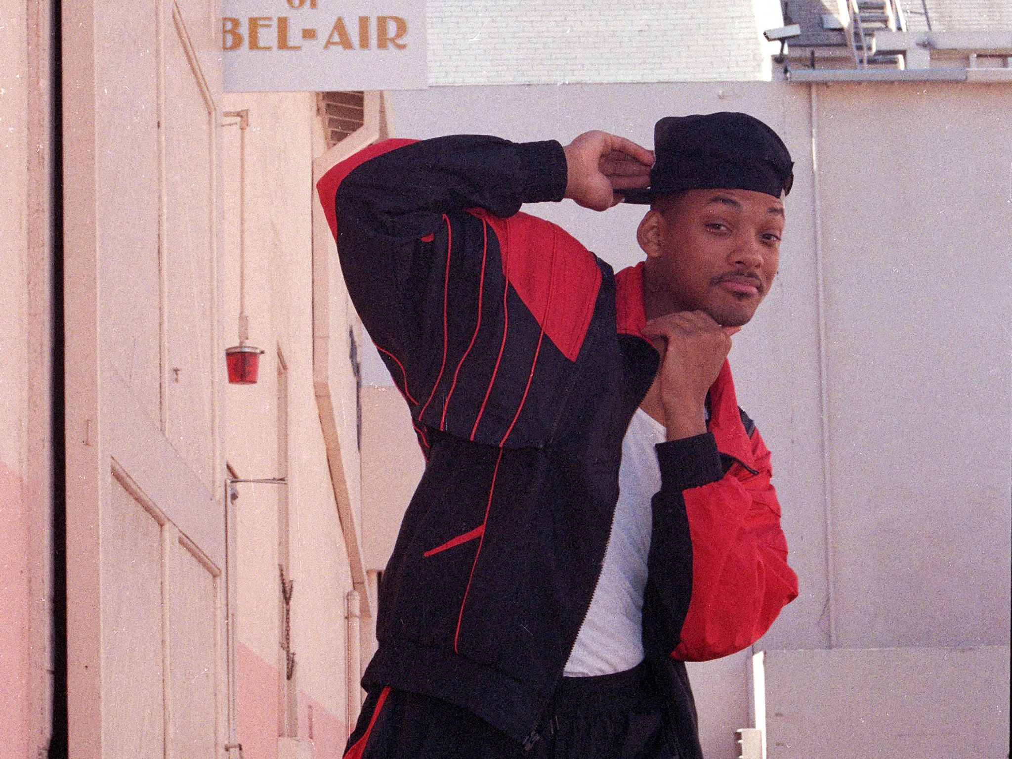 Los Angeles, CA:  Interview with The Fresh Prince of Bel-Air. This image is from Decades... [Photo of the day - October 2018]