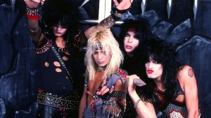 Mötley Crüe. This image is from... [Photo of the day - 15 十月 2018]