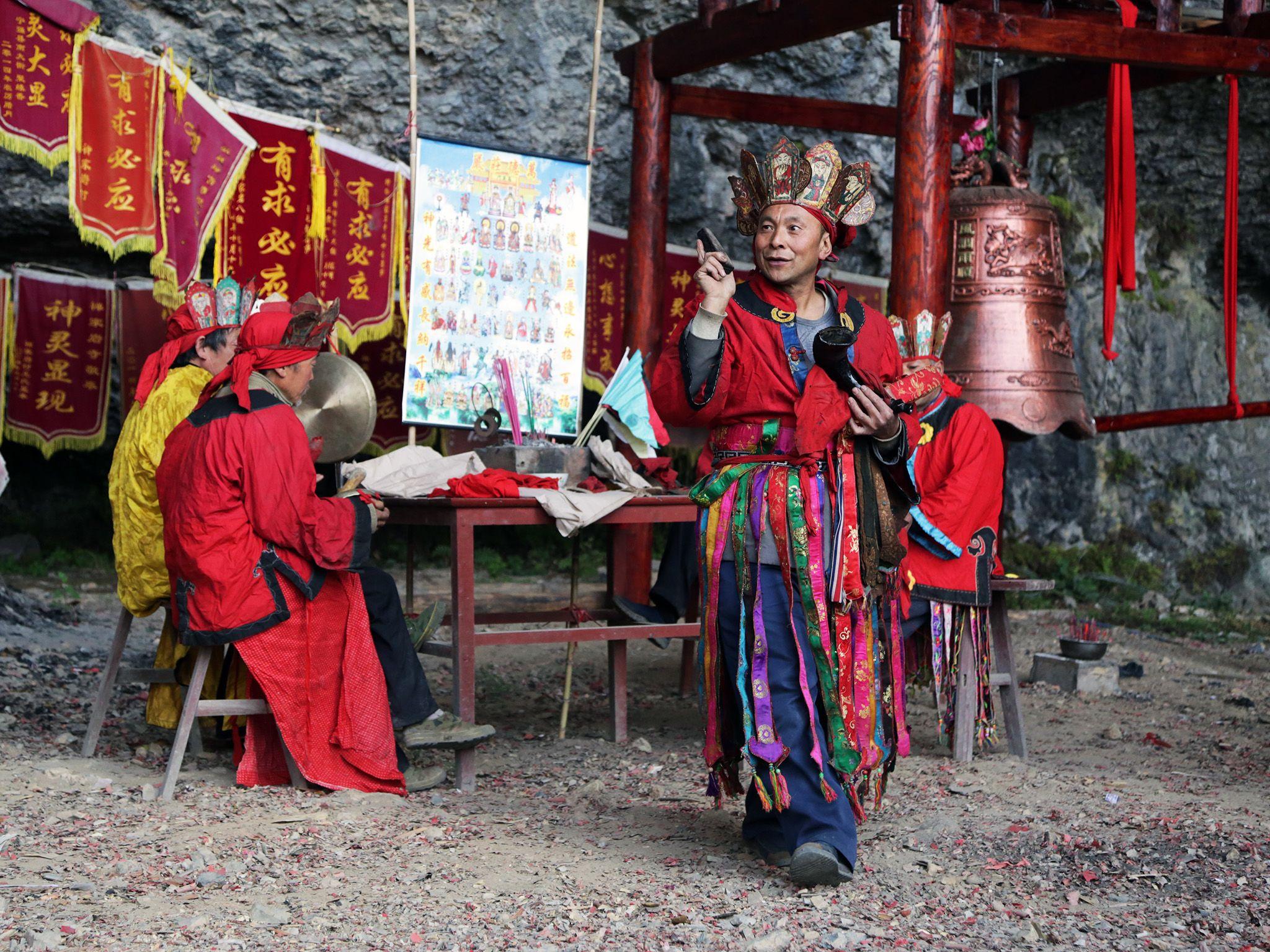 روستای نینجانگ، شهر هانژونگ، استان شاآنشی، چین: هی... [Photo of the day - اکتوبر 2018]