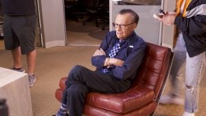 Los Angeles, CA:  Larry King is... [Photo of the day - 15 JANUARY 2019]