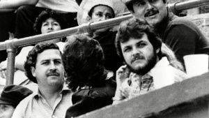 Pablo Escobar, left, and Jorga Luis... [Photo of the day - 19 五月 2019]