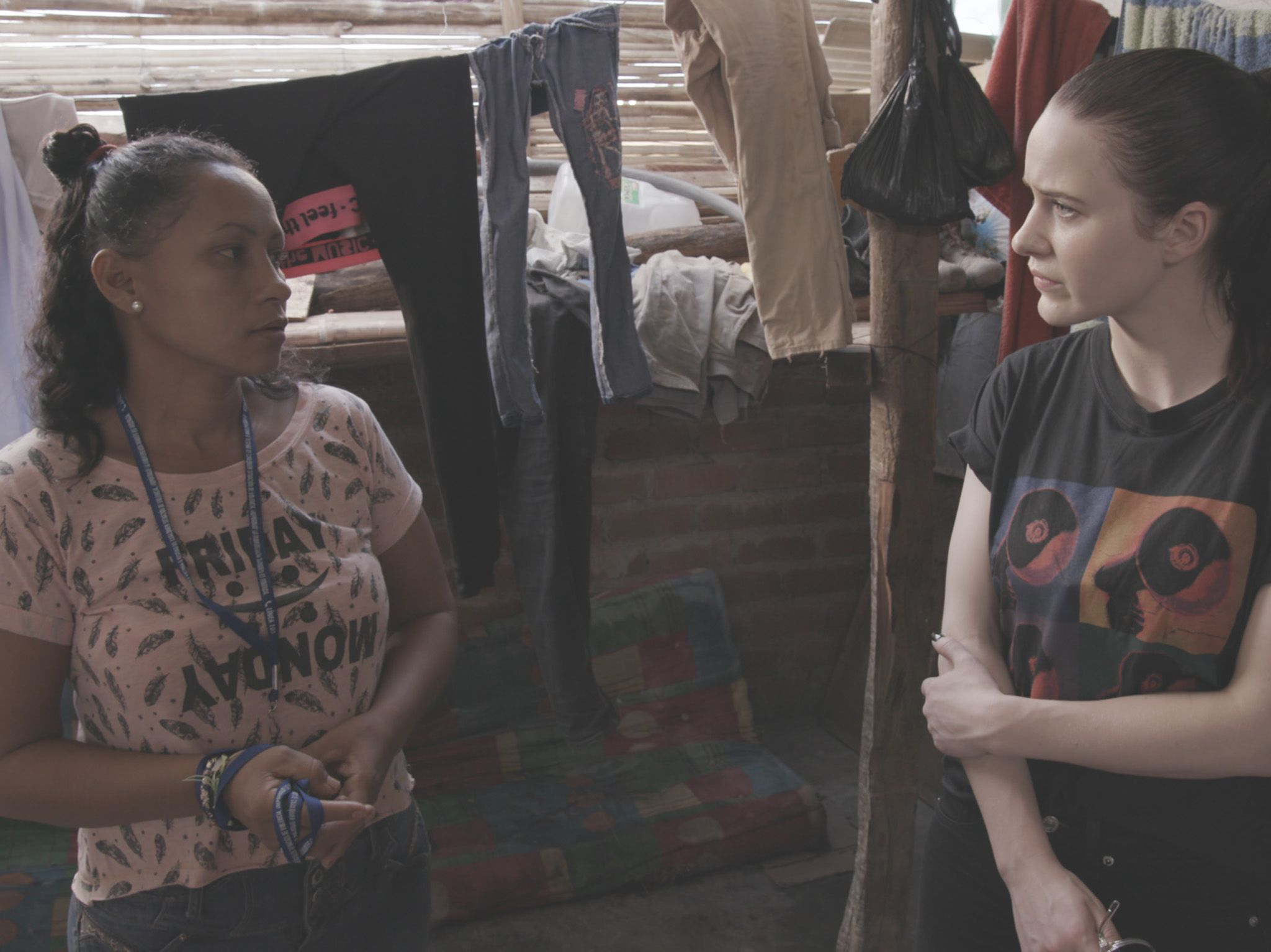 Tumbes, Peru:  Maria tells Rachel Brosnahan about her hopes for her son's education.  This image... [Photo of the day - سپتامبر 2019]