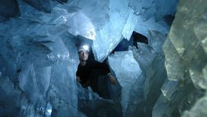 Giant Crystal Cave photo