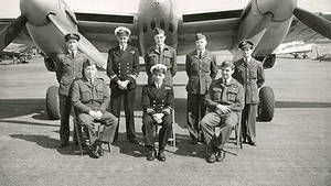 Warplanes photo