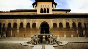 The Alhambra photo