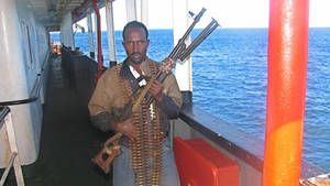 Somali Pirates: Fighting Back photo