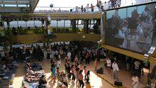 The Costa Serena show